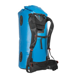 Sea to Summit Hydraulic - Accessoire de rangement - with Harness 90l bleu